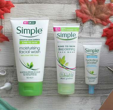 Simple 5 tips to boost your autumn skincare routine BANNER 700x686