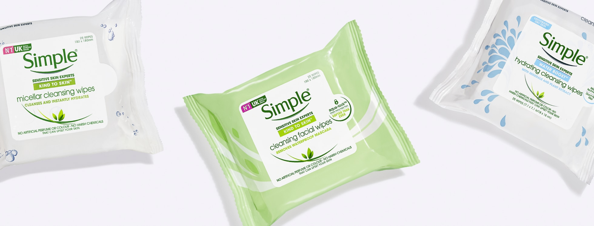 Face Wipes For Sensitive Skin Simple Skincare