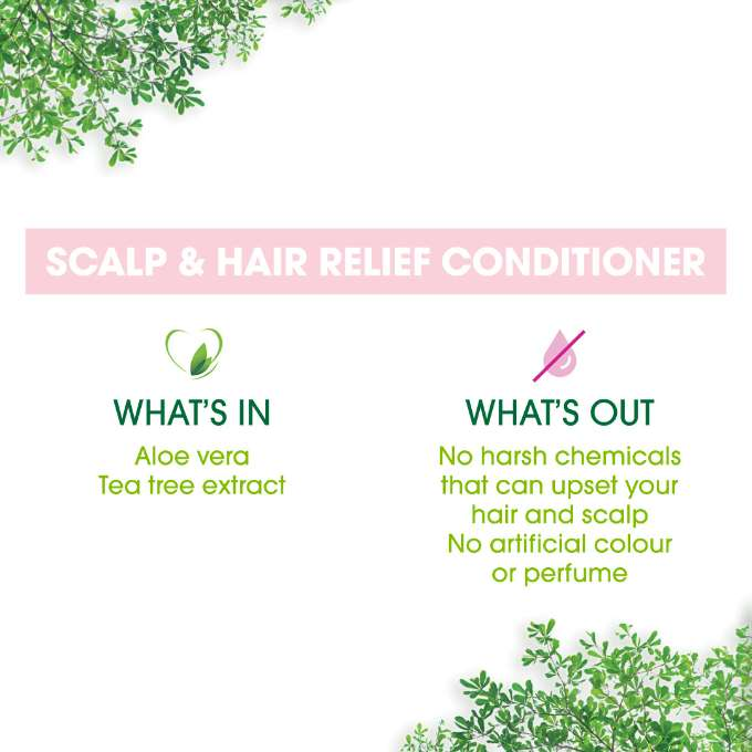 Simple Scalp Conditioner What's In