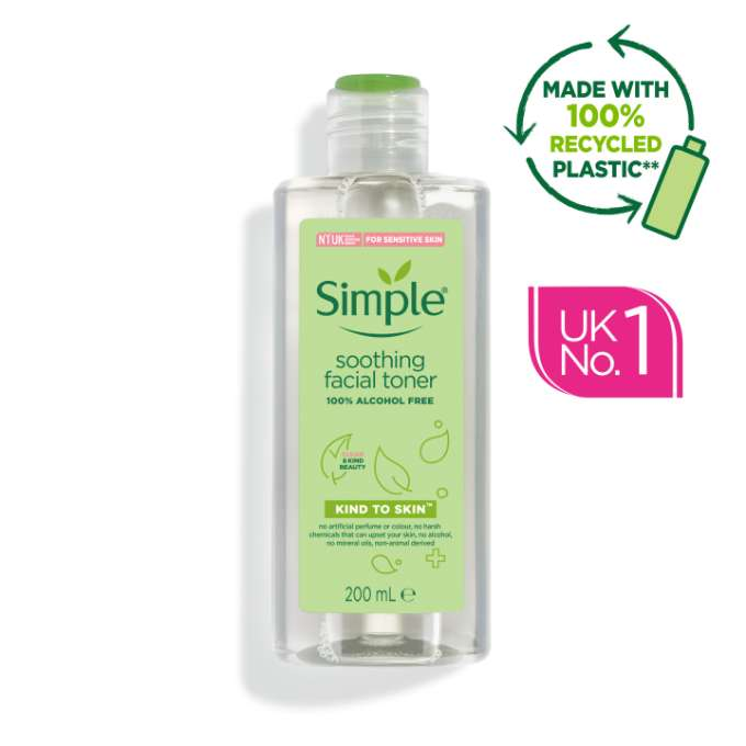 JPEG - Simple KTS Soothing Facial Toner 200ml