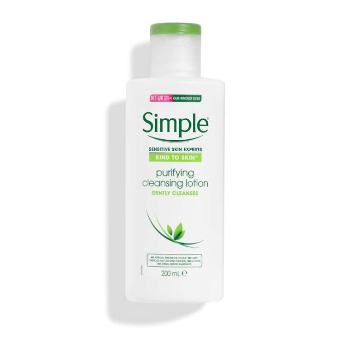 Kind To Skin Purifying Cleansing Lotion Simple 174 Skincare