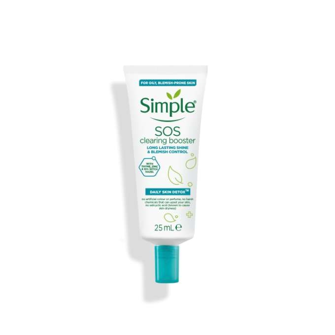Simple DSD SOS Clearing Booster 50ml