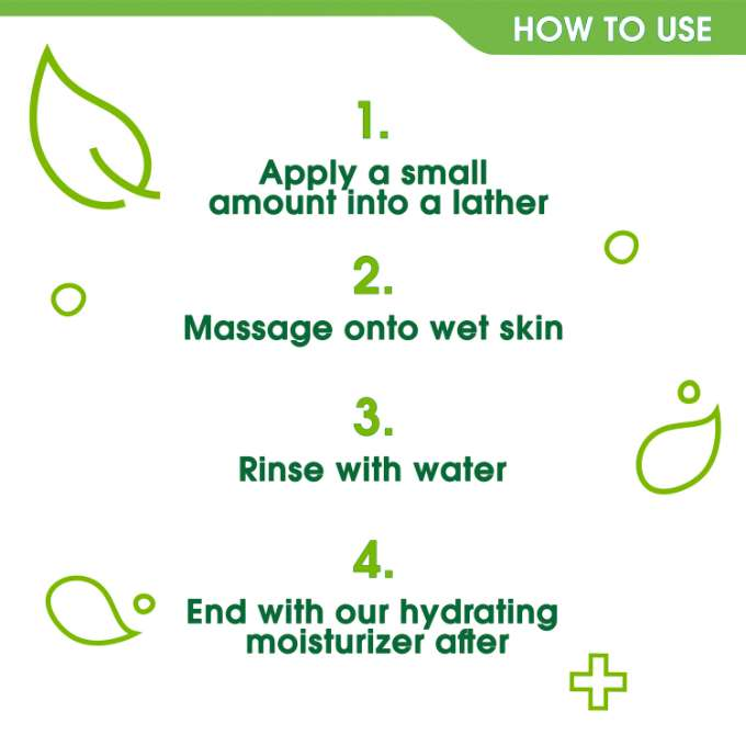 Simple KTS Refreshing Facial Wash