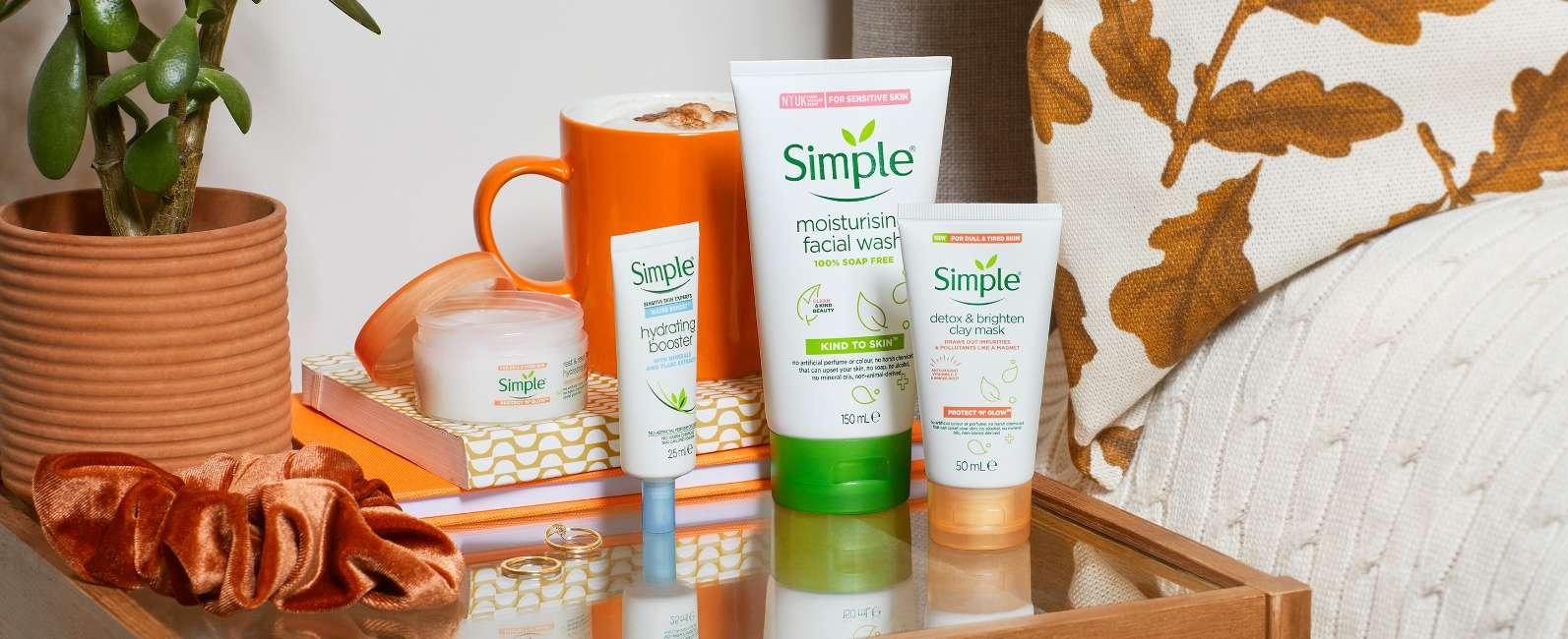 12 Autumn Skincare Tips for Happy Skin  Simple® Skincare