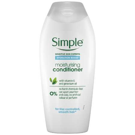 Simple Hydration Boost Moisturising Conditioner